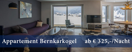 Appartement Bernkarkogel in Kleinarl