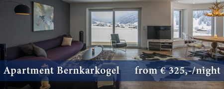 Apartment Bernkarkogel in Kleinarl